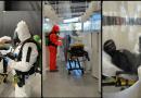 Chemical disaster simulation prepares Westmead Hospital emergency staff