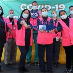 Western Sydney delivers 100,000th COVID-19 vaccine