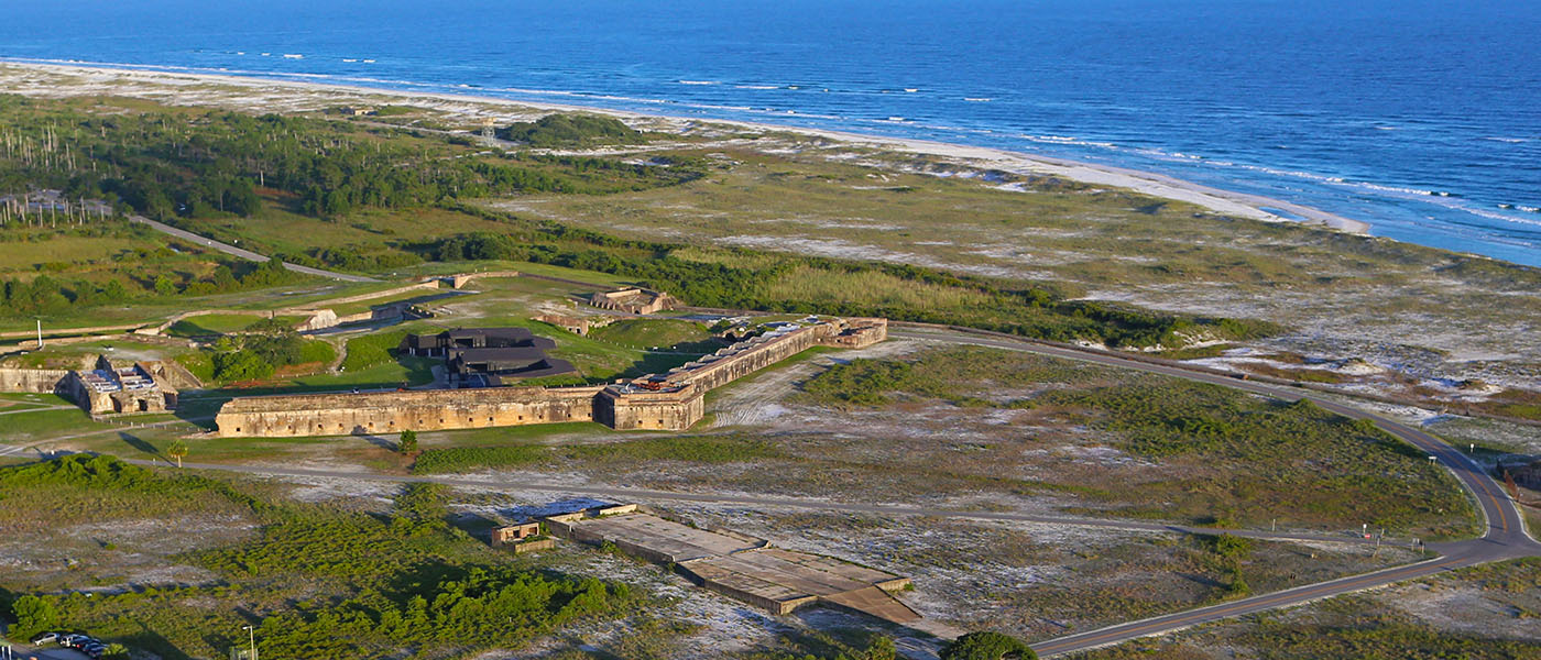 Amid prison overcrowding, Fort Pickens to reopen as county