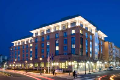 A Hilton Garden Inn hotel in Arlington, Va. (Hilton/Special to The Pulse)