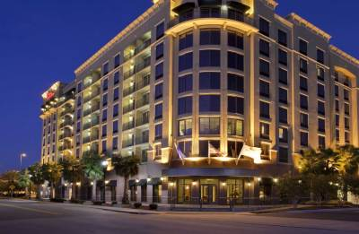 A Hilton Garden Inn hotel in Jacksonville, Fla. (Hilton/Special to The Pulse)