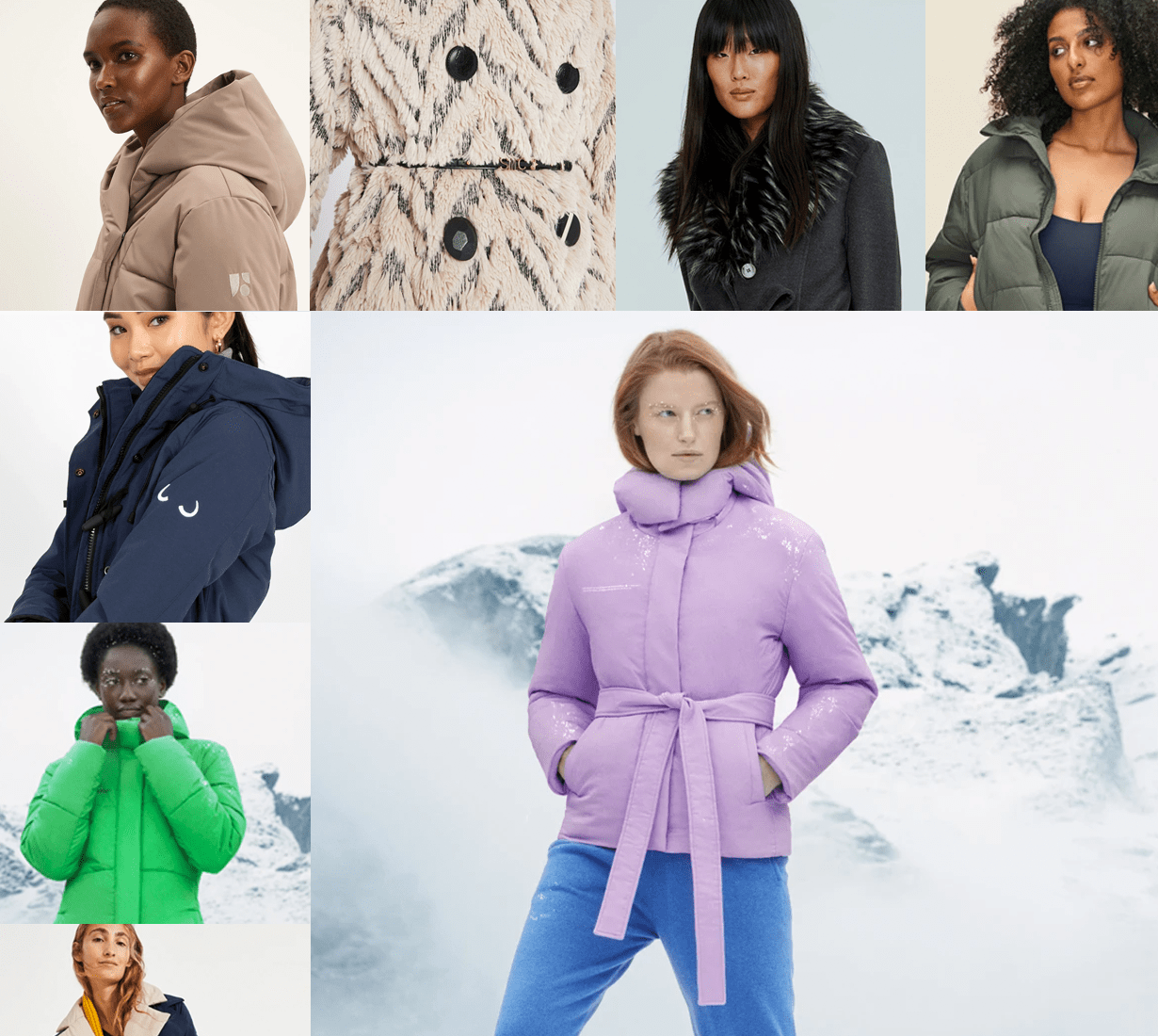 The Vegan Girl's Guide to Sustainable Winter Coats: 2020