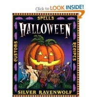 7 Days of Samhain: Day 3- Halloween:Silver Ravenwolf- Book Review