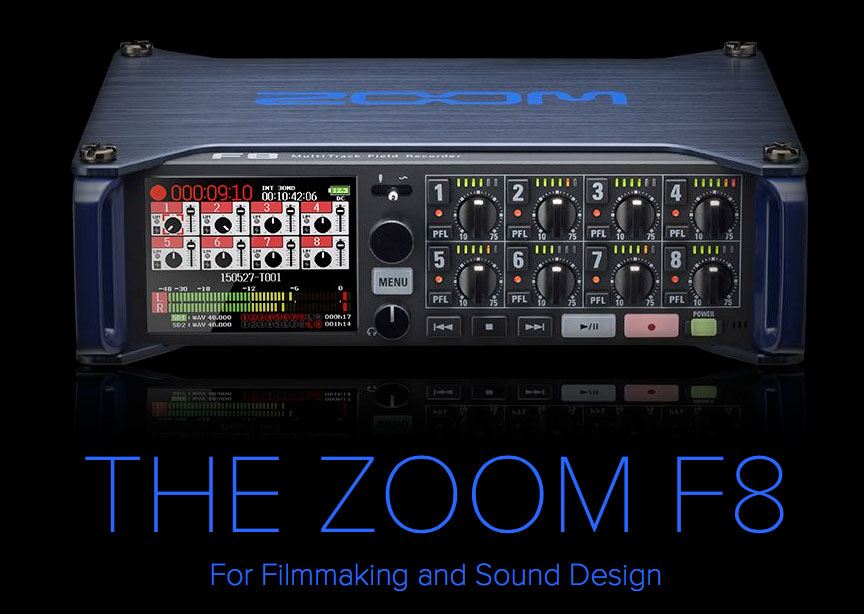 Episode 004 – The Zoom F8