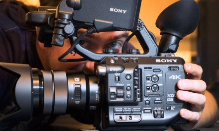 Episode 010 – Chris buys a new toy: the Sony PXW-FS5