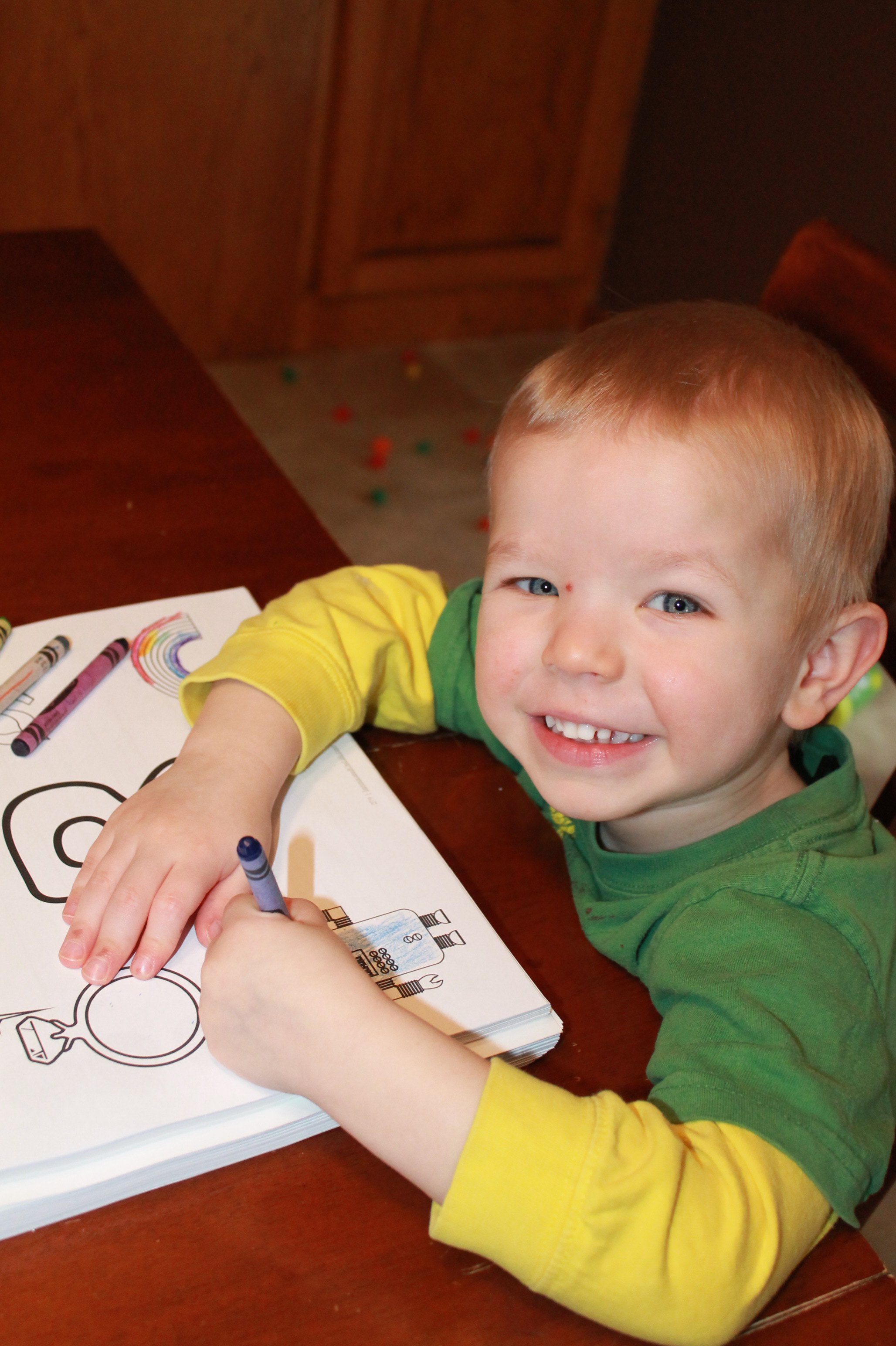 How To Teach Your Child Handwriting And The Bible At The Same Time