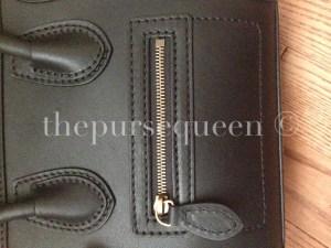 celine-nano-pocket-zipper-gold-black-authentic
