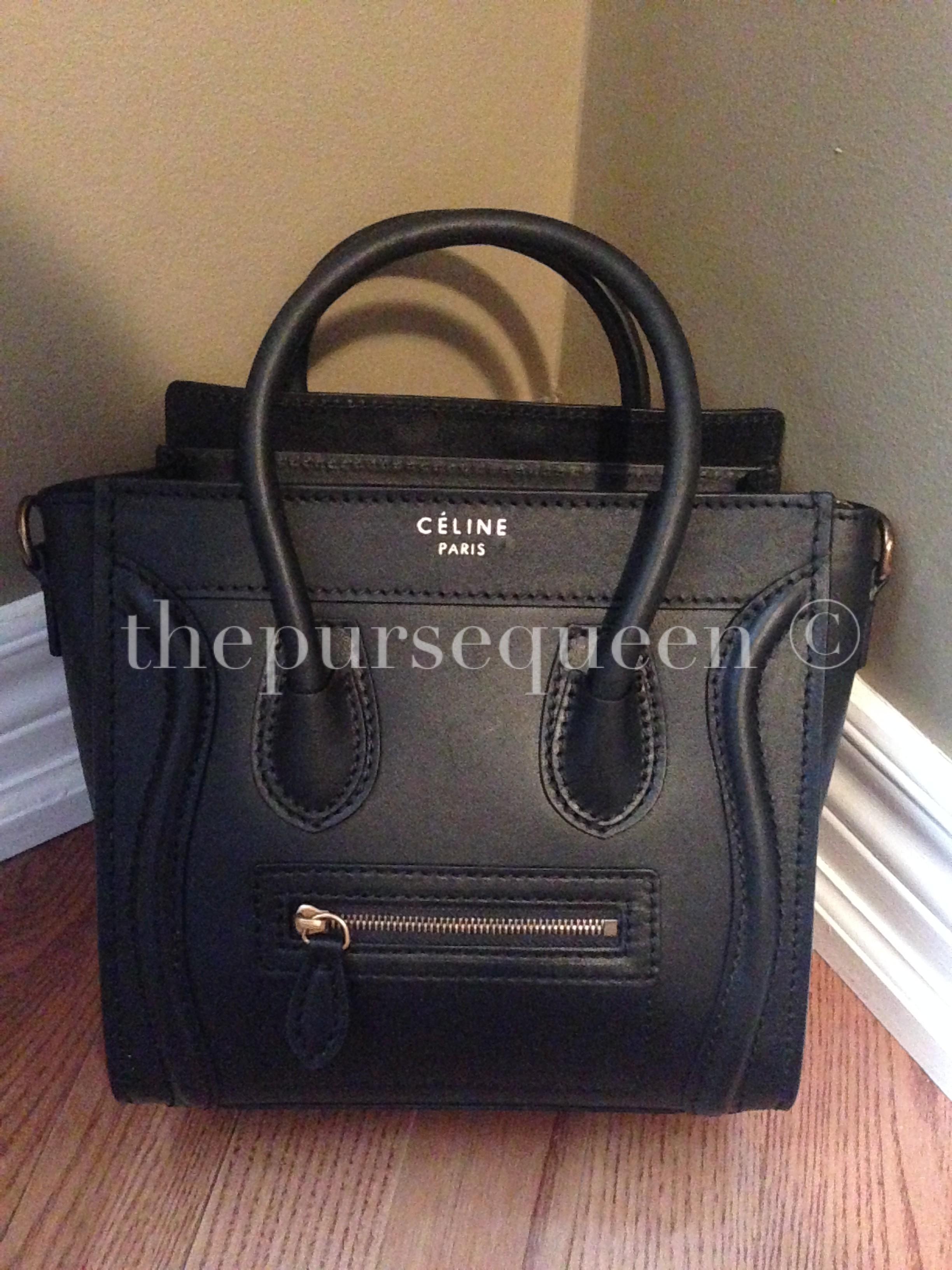 81fa5a1848 Celine Archives - Page 2 of 2 - Authentic   Replica Handbag Reviews ...