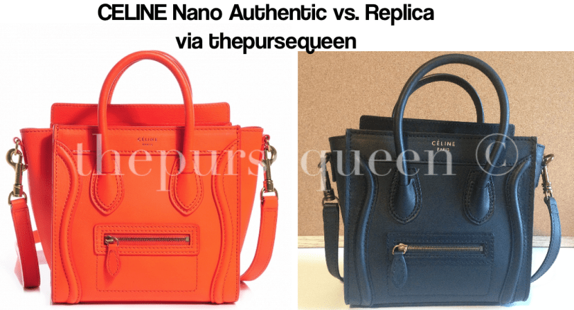 115d9c3ec8eb Can You Spot Fake Celine Bags  A Guide to Authentic vs. Replica ...
