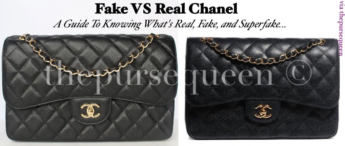 chanel jumbo flap real vs fake replica vs authentic guide
