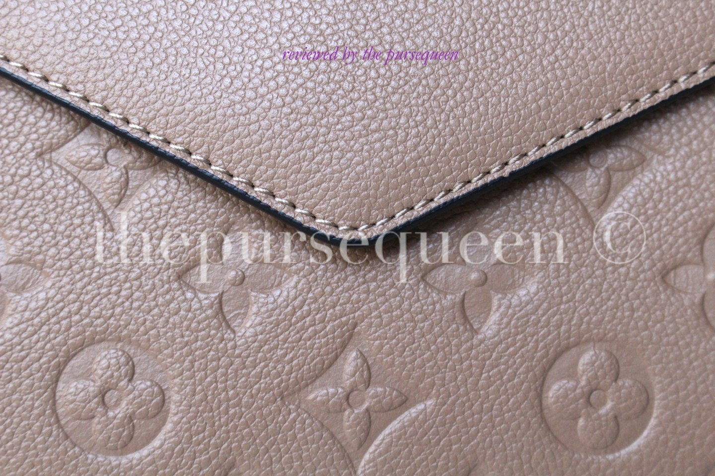 louis vuitton Trocadero empreinte replica authentic review 2