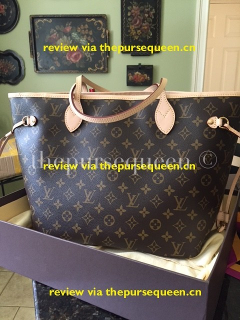 LOUIS VUITTON NEW NEVERFULL AUTHENTIC REPLICA 1