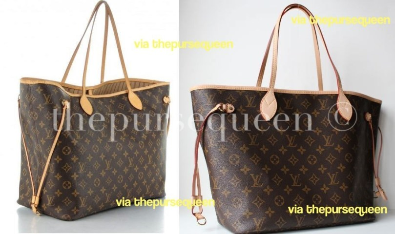 de1df37d620a Can You Spot a Fake Louis Vuitton Bag  Authentic vs. Replica Louis ...