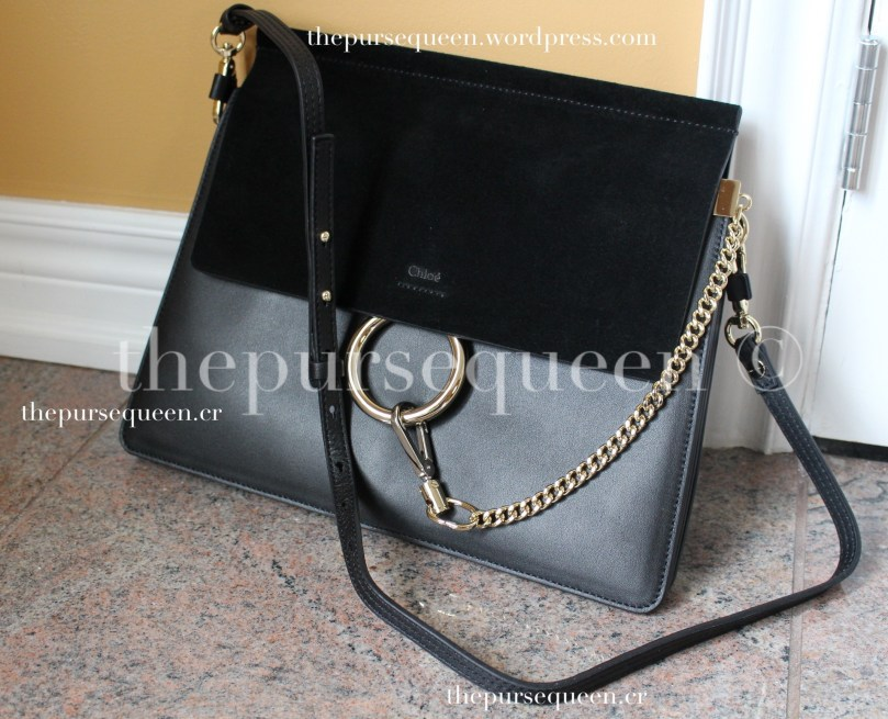 chloe faye bag replica authentic review 3