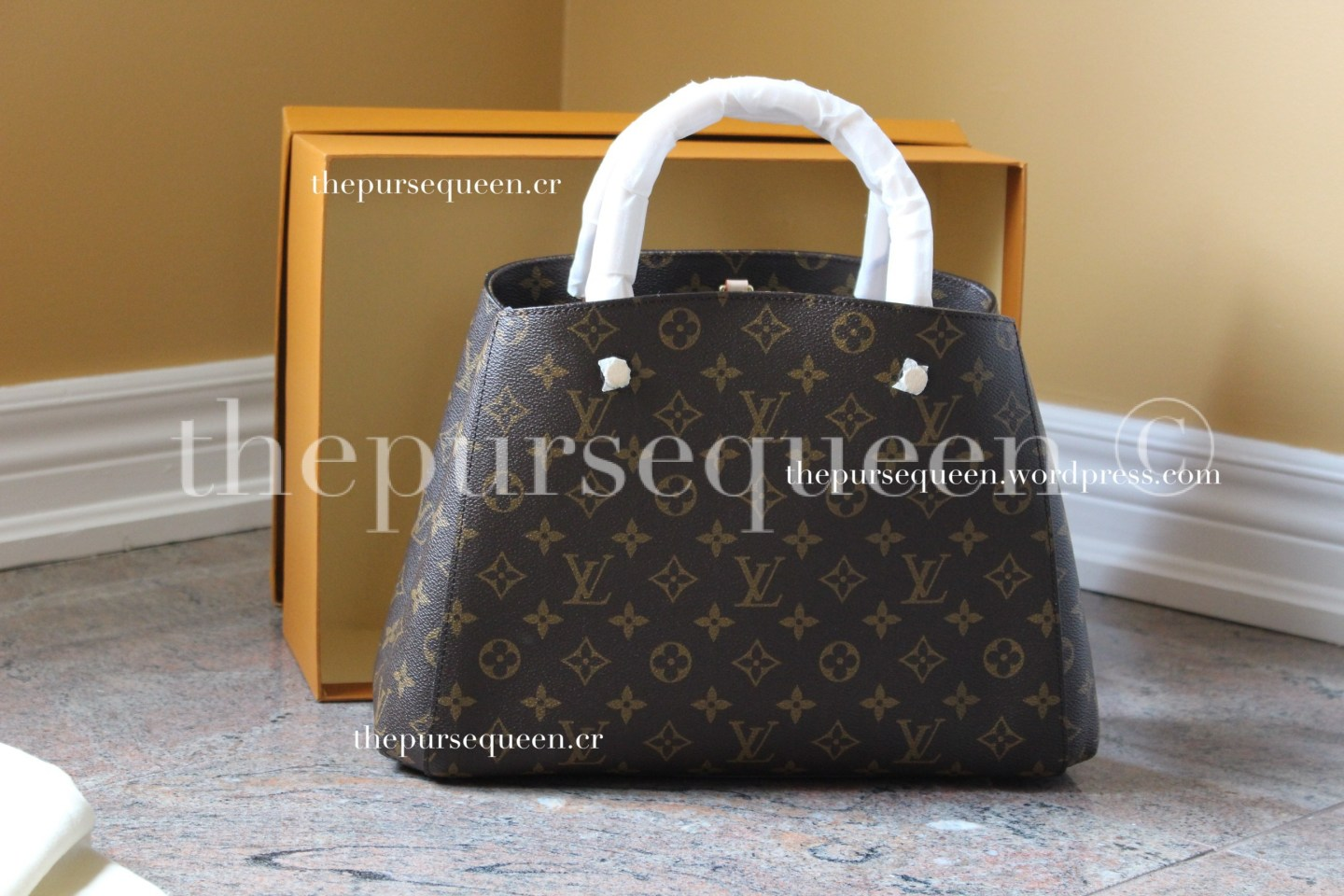 louis vuitton montaigne replica #replicabag #replicabags 2