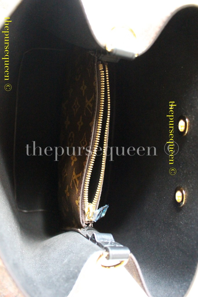 Louis Vuitton Neo Noe M44021 #replicabag #authenticbag interior zipper