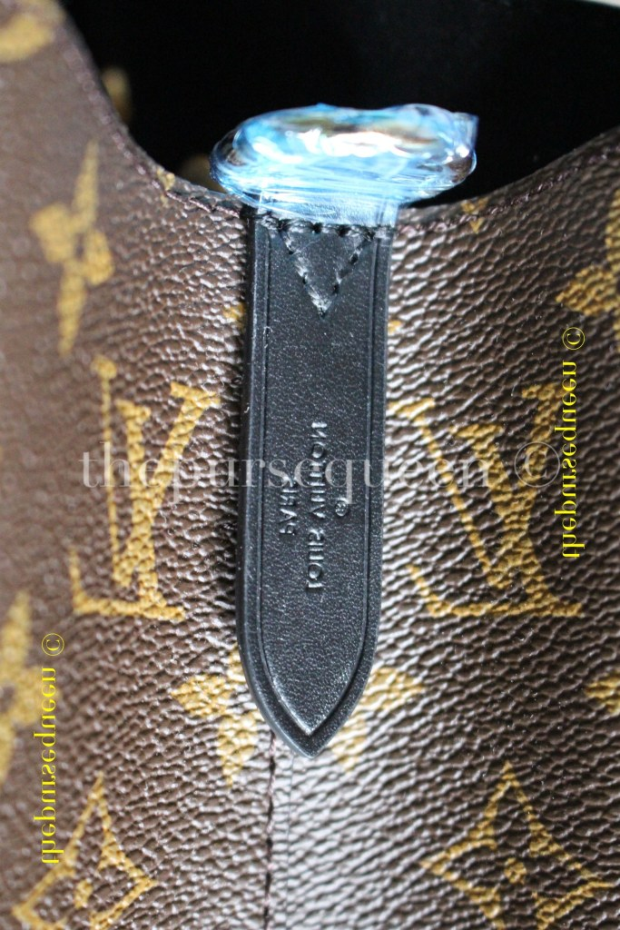 Louis Vuitton Neo Noe M44021 #replicabag #authenticbag leather trimming
