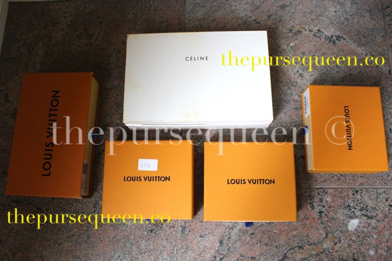 2b3fb3b7238d Celine & Louis Vuitton Replica Wallet Collection #replicawallets  #replicabags