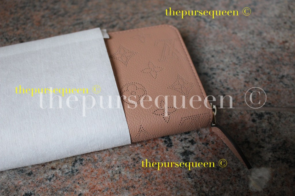 louis vuitton mahina zippy replica wallet