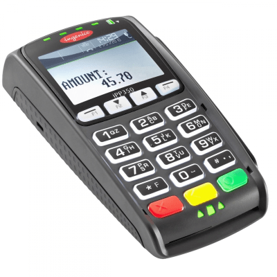 PIN Pad - iPP350 black (for POS 18.0/12.0 only)