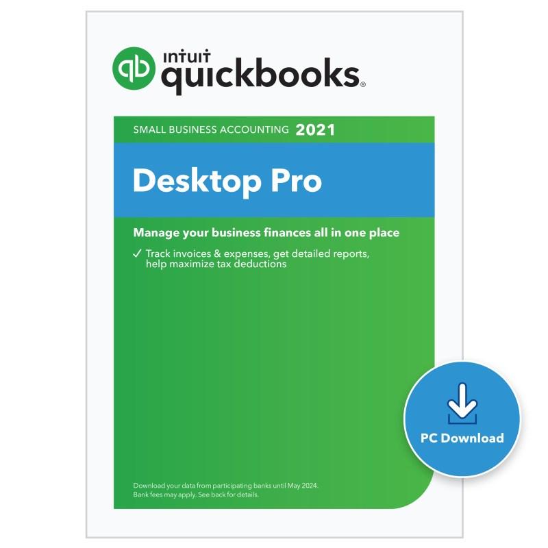 QuickBooks Desktop Pro [Windows]