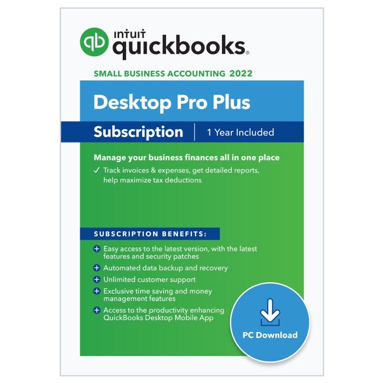 QuickBooks Pro Plus