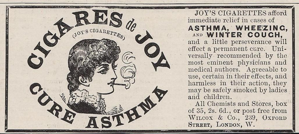 cigares de joy ad