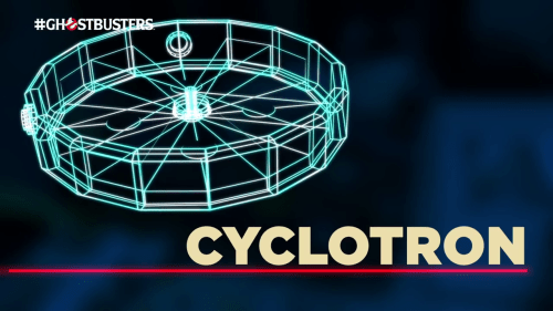 Ghostbusters Cyclotron