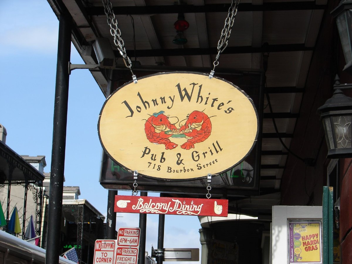 BREAKING: All three Bourbon Street Johnny White's locations close permanently