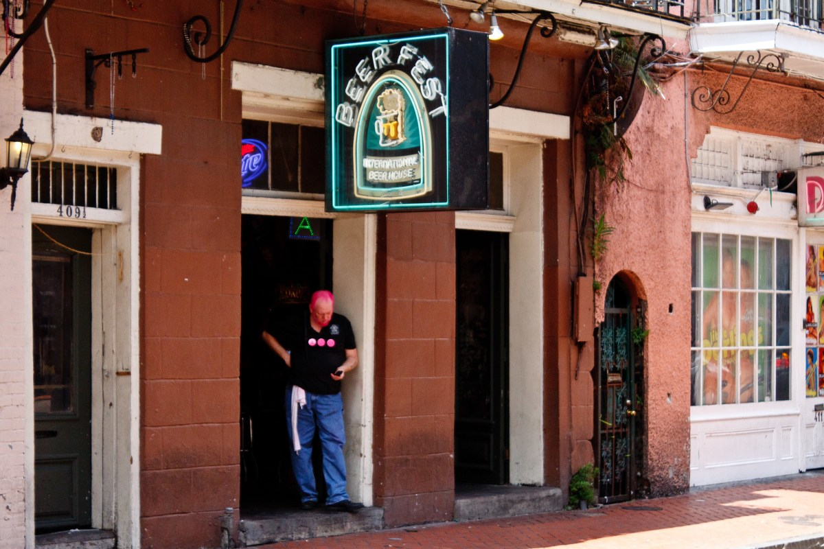 Bourbon Street's Beerfest closes after second round of COVID-19 restrictions