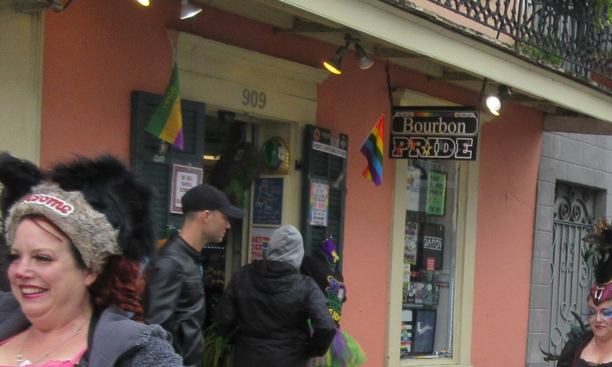 Bourbon Pride gift shop holds weekly $250 giveaway for unemployed workers
