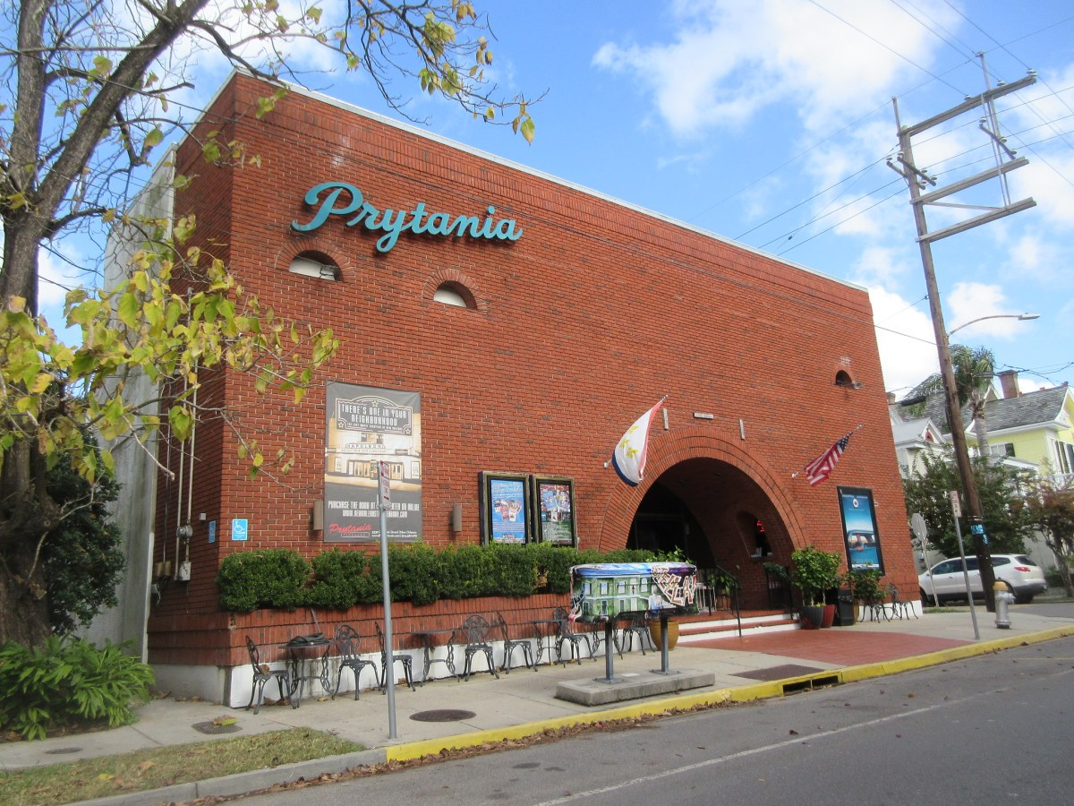 Prytania Theatre coming to Canal Place Nov. 6
