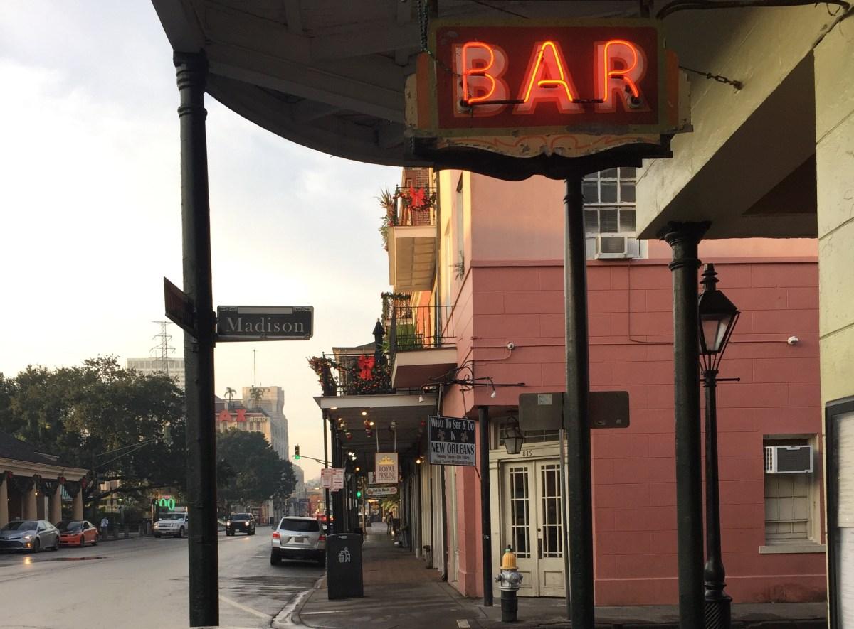 Tujague's restaurant reopens new location along Decatur Street
