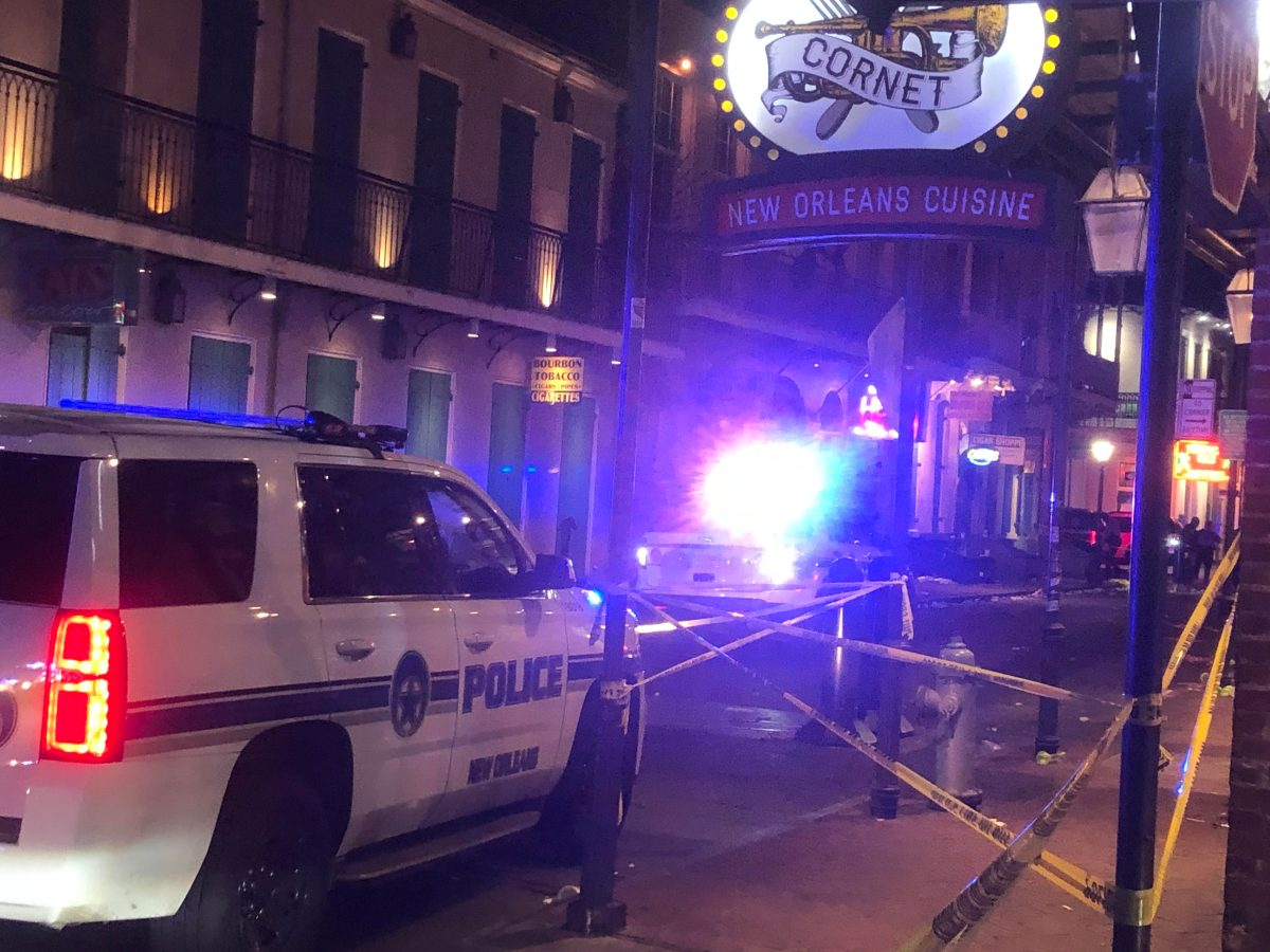 2 men arrested after 5 injured in Aug. 1 shooting near Bourbon Street, Orleans Avenue