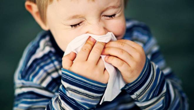 10 Ways to Help Your Child Get Over a Cold