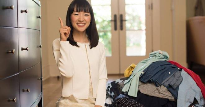 Marie Kondo Suggests Throwing Out Toxic Relatives That Cause Stress