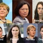 women leaders during the coronavirus pandemic