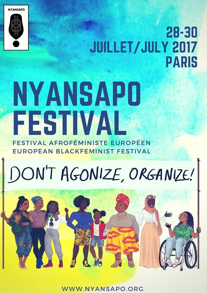 Podcast #60: Tank at DC Black Pride, Underground Cancelled & the Nyansapo Festival Paris