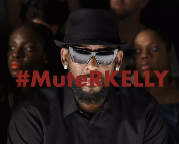 Podcast #87: Apologies, #MuteRKELLY & Slavery as a Choice
