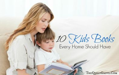10 kids books every home should have