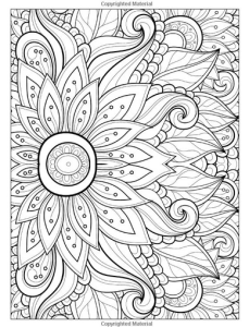 Totally Awesome Free Adult Coloring Pages ⋆ The Quiet Grove