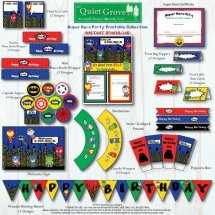 Super Hero Party Celebration Package