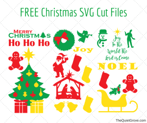 this download is for a zip file with 3 svg cut files because i designed these christmas svg files to make window clings using cricuts christmas window
