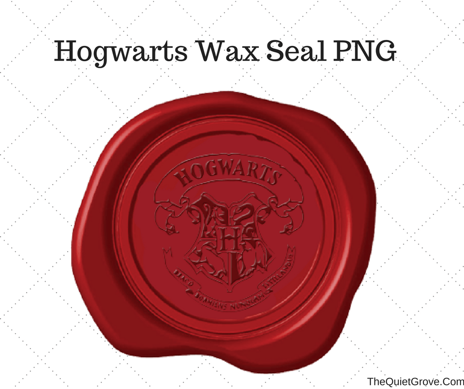 Harry Potter Png For Print And Cut Files ⋆ The Quiet Grove