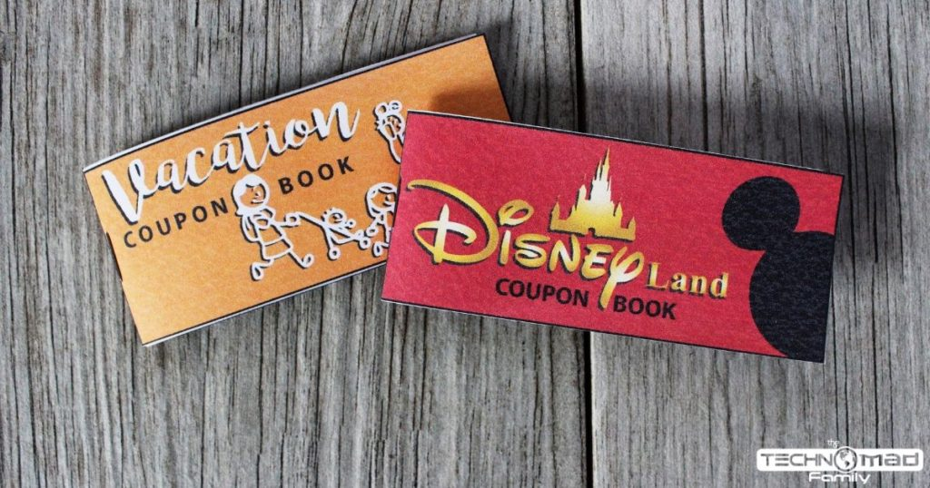 picture about Disneyland Printable Coupons known as Cost-free Disney Getaway Countdown Printables ⋆ The Relaxed Grove