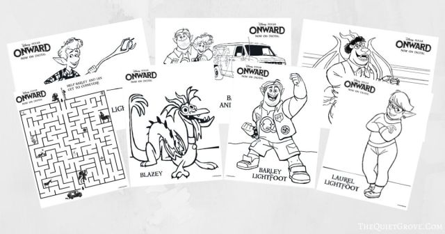 Free Thanksgiving coloring pages to help children express ... | 336x640