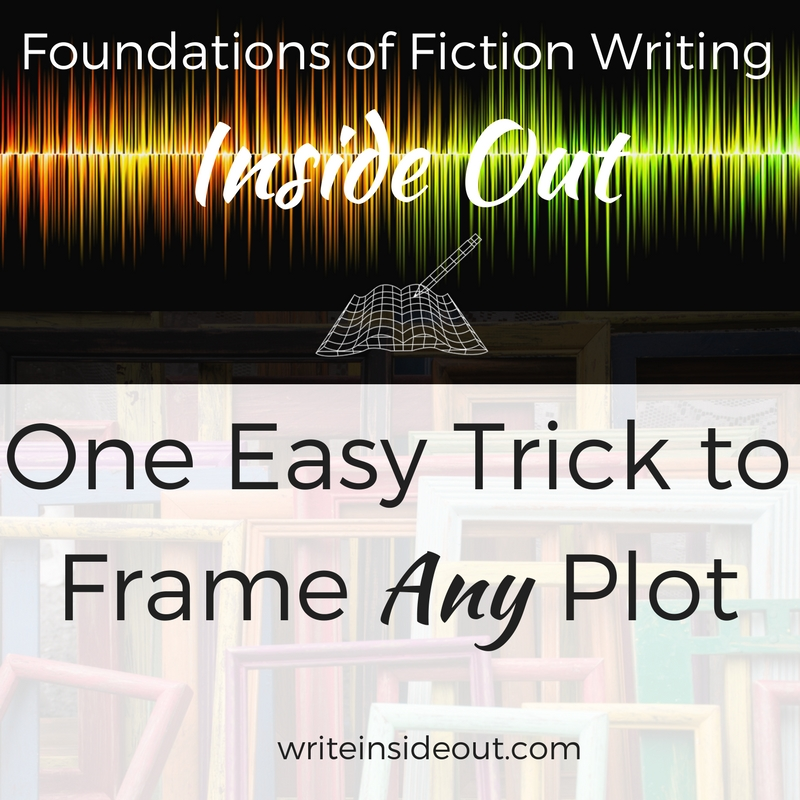 One Easy Trick to Frame Any Plot