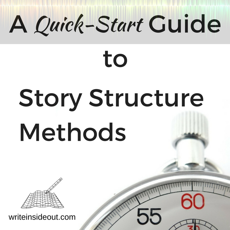 A Quick-Start Guide to Story Structure Methods