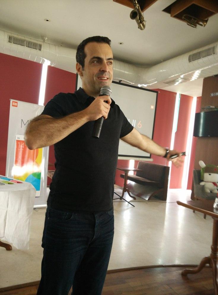 Hugo Barra talking about MIUI6