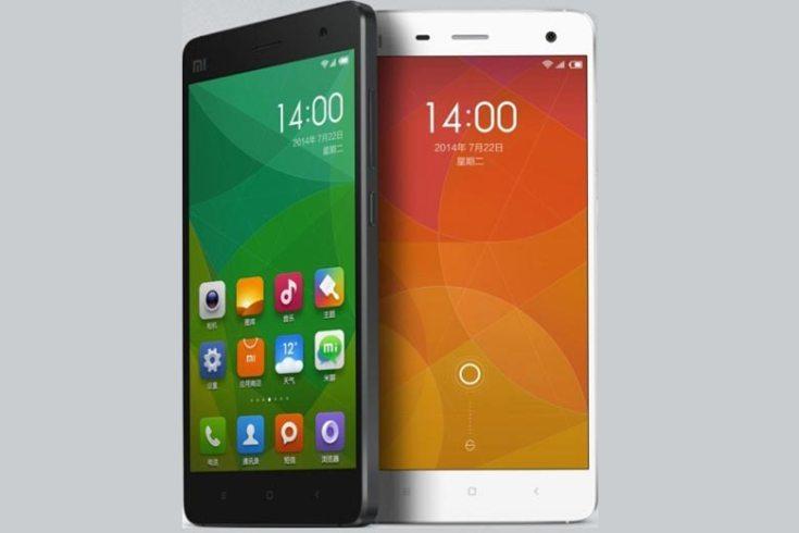 The Xiaomi Mi 4